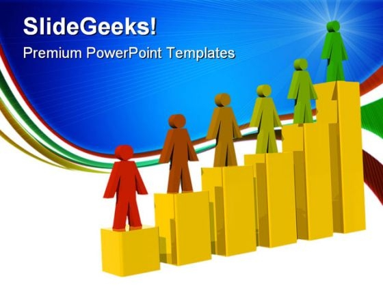 Leadership Success PowerPoint Themes And PowerPoint Slides 0711