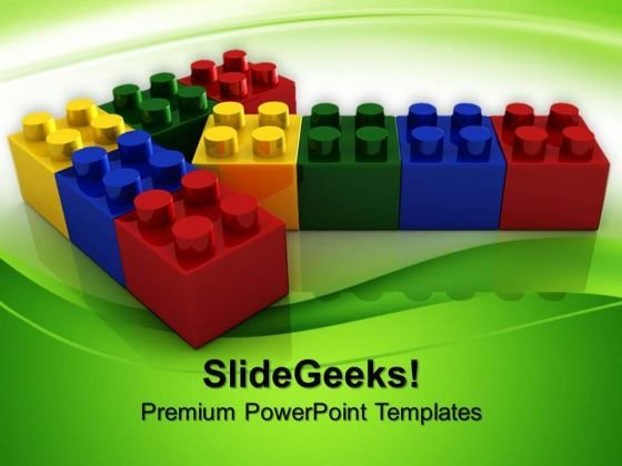Lego Business PowerPoint Templates And PowerPoint Themes 0512