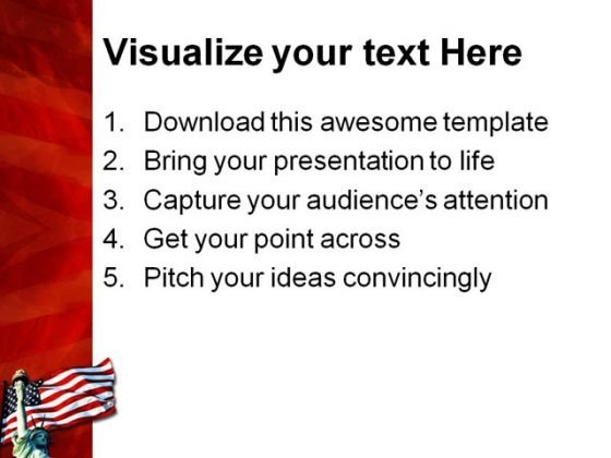 liberty_symbol_powerpoint_template_1110_print
