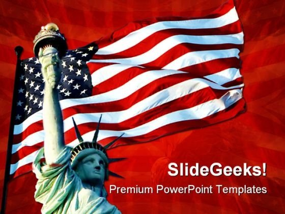 liberty_symbol_powerpoint_template_1110_title