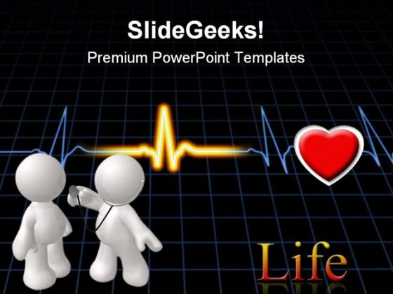 Life Health PowerPoint Themes And PowerPoint Slides 0711