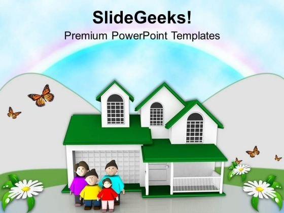 live life with lots of fun powerpoint templates ppt backgrounds, Modern powerpoint