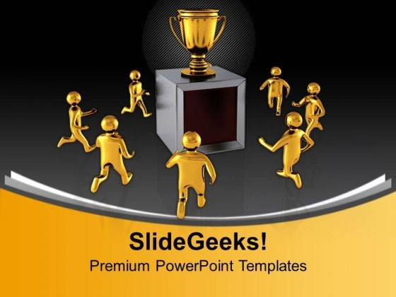 Looking For Trophy Comepetition PowerPoint Templates And PowerPoint Themes 1112