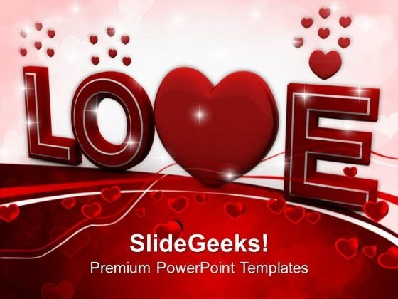 love background valentines powerpoint templates ppt backgrounds for