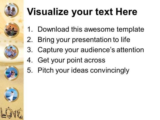 love background wedding powerpoint templates and powerpoint themes, Powerpoint templates