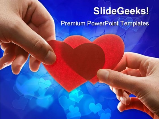 Love Concept Abstract PowerPoint Templates And PowerPoint Backgrounds 0311