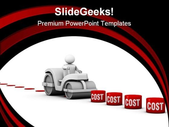 Lowering Costs Sales PowerPoint Themes And PowerPoint Slides 0411