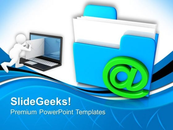 Mail Internet PowerPoint Templates And PowerPoint Themes 0712