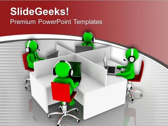 Maintain A Good Environment In Office PowerPoint Templates Ppt Backgrounds For Slides 0613