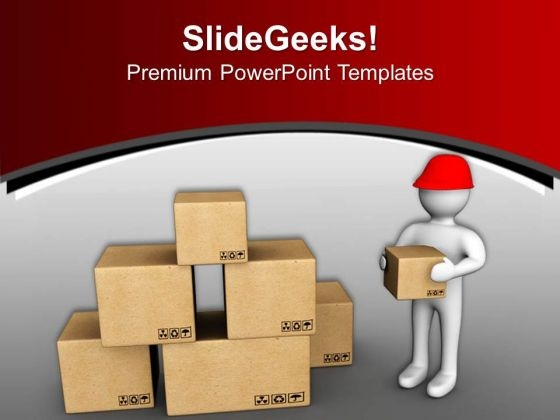 Maintain Stock For Good Business PowerPoint Templates Ppt Backgrounds For Slides 0813
