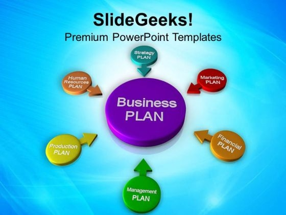 Make A Business Plan PowerPoint Templates Ppt Backgrounds For Slides 0413