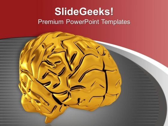 Make Your Brain Full With Ideas PowerPoint Templates Ppt Backgrounds For Slides 0713