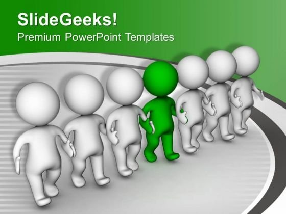 Manage The Groups And Teams In Team Building PowerPoint Templates Ppt Backgrounds For Slides 0613