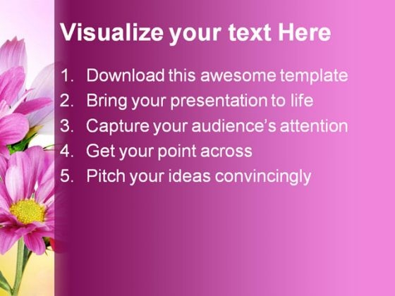 margherite_flowers_beauty_powerpoint_themes_and_powerpoint_slides_0511_text