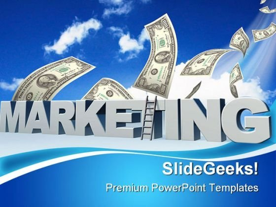 Marketing Business PowerPoint Themes And PowerPoint Slides 0411