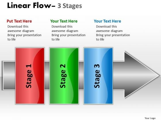 marketing_diagram_linear_flow_3_stages_business_cycle_diagram_1
