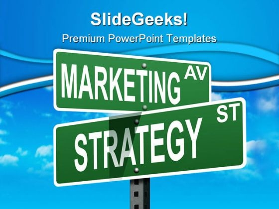 Marketing Strategy Business PowerPoint Themes And PowerPoint Slides 0911