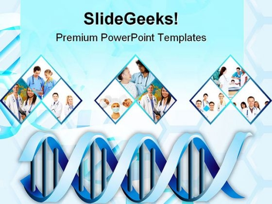 Medical Abstract Background PowerPoint Templates And PowerPoint Backgrounds 0311