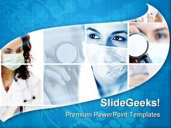 Medical Collage Hospitality PowerPoint Templates And PowerPoint Backgrounds 0711