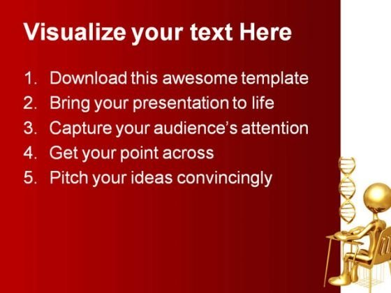 Medical Student Science Powerpoint Templates And Powerpoint