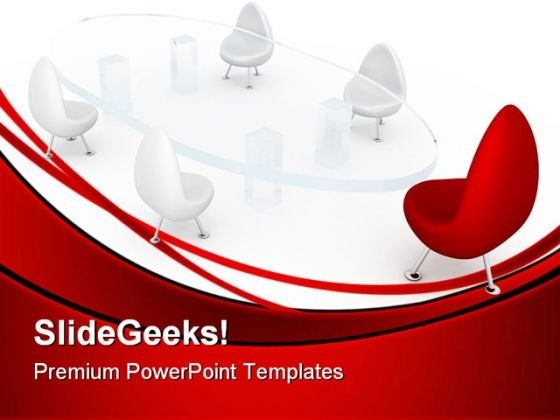Meeting Concept Business PowerPoint Templates And PowerPoint Backgrounds 0611