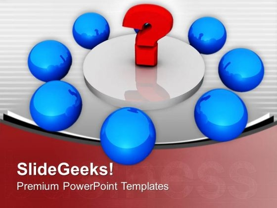 Meeting Concept Business PowerPoint Templates Ppt Backgrounds For Slides 0213