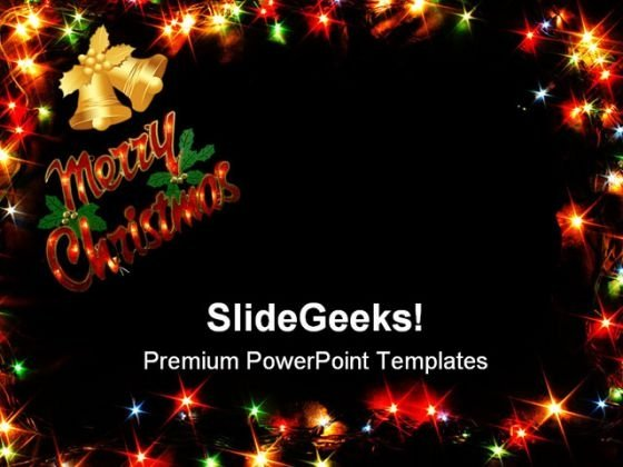 Merry Christmas01 Festival PowerPoint Templates And PowerPoint Backgrounds 0511