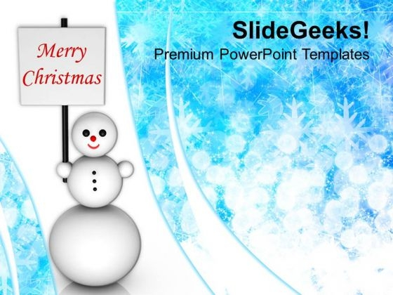 Merry Christmas Festival PowerPoint Templates Ppt Backgrounds For Slides 1112