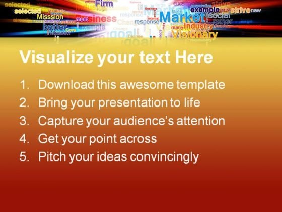 model_of_explosion_business_powerpoint_themes_and_powerpoint_slides_0511_text