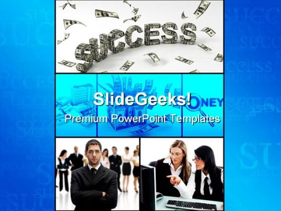 Money Concept Business PowerPoint Templates And PowerPoint Backgrounds 0911