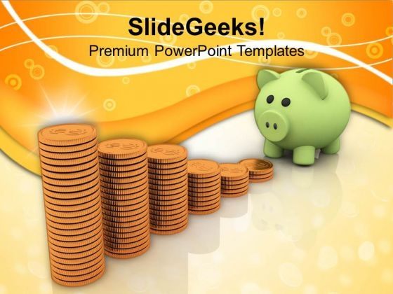 Money Growth Concept Finance PowerPoint Templates Ppt Backgrounds For Slides 0113