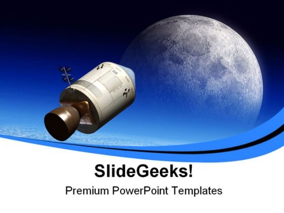 Moon Travel Geographical PowerPoint Themes And PowerPoint Slides 0711