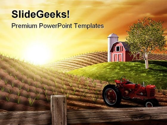 Agriculture Powerpoint Themes