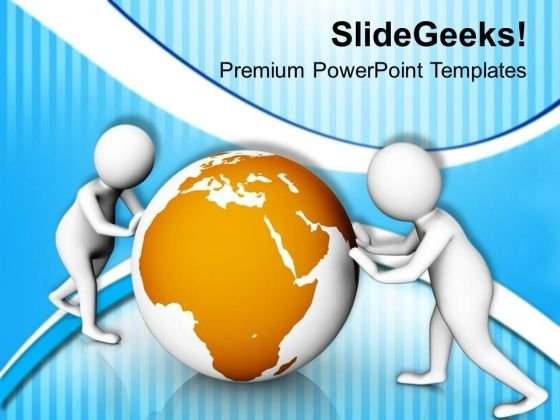Move The Global Opportunity PowerPoint Templates Ppt Backgrounds For Slides 0713