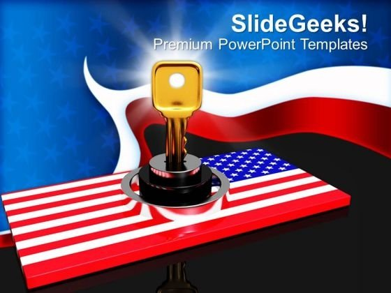 National Security America PowerPoint Templates Ppt Backgrounds For Slides 1212
