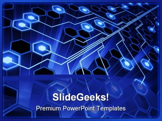 Networking Business PowerPoint Themes And PowerPoint Slides 0511