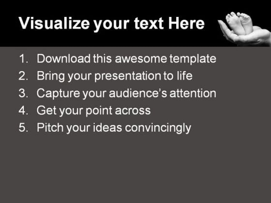 new_born_baby_powerpoint_template_0810_text