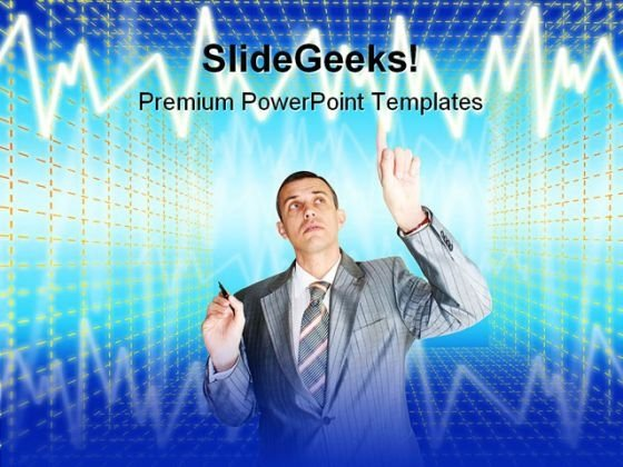 New Information Technology PowerPoint Templates And PowerPoint Backgrounds 0411