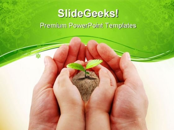 New Life Environment PowerPoint Templates And PowerPoint Backgrounds 0611