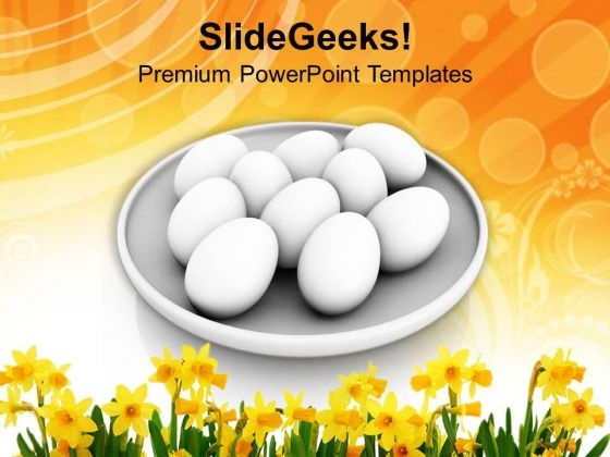 New Life Or Spring Time Festival PowerPoint Templates Ppt Backgrounds For Slides 0313