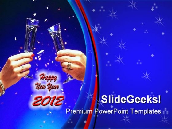 new year celebration lifestyle powerpoint templates and powerpoint backgrounds 1011
