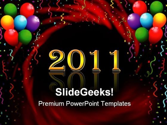 new year celebrations events powerpoint themes and powerpoint slides 0511 powerpoint themes