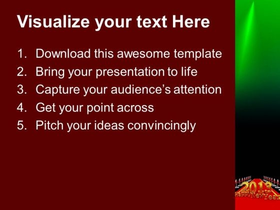 new_year_on_a_red_carpet_powerpoint_templates_ppt_backgrounds_for_slides_1212_text