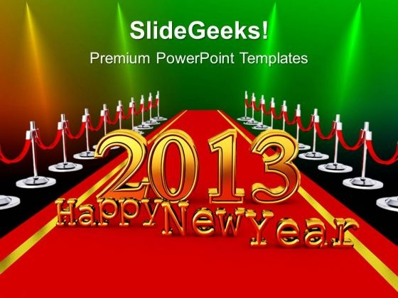 new_year_on_a_red_carpet_powerpoint_templates_ppt_backgrounds_for_slides_1212_title