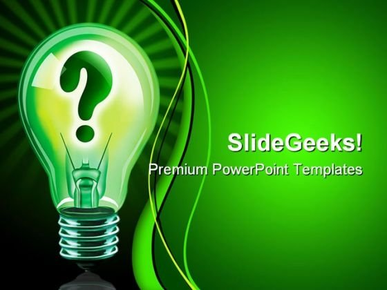 No Idea Business PowerPoint Themes And PowerPoint Slides 0411