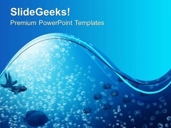 ocean powerpoint templates slides and graphics