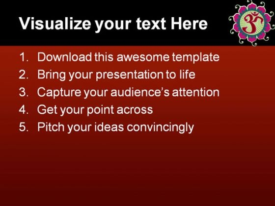 om_religion_powerpoint_template_0610_text