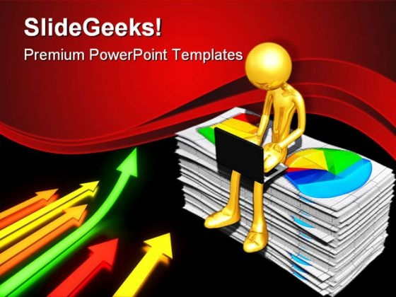 Online Business Success PowerPoint Templates And PowerPoint Backgrounds 0611