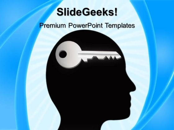 Open Mind Business PowerPoint Templates And PowerPoint Themes 0512
