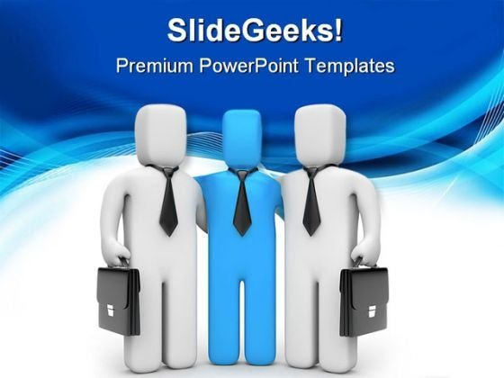 Partnership Business PowerPoint Themes And PowerPoint Slides 0511